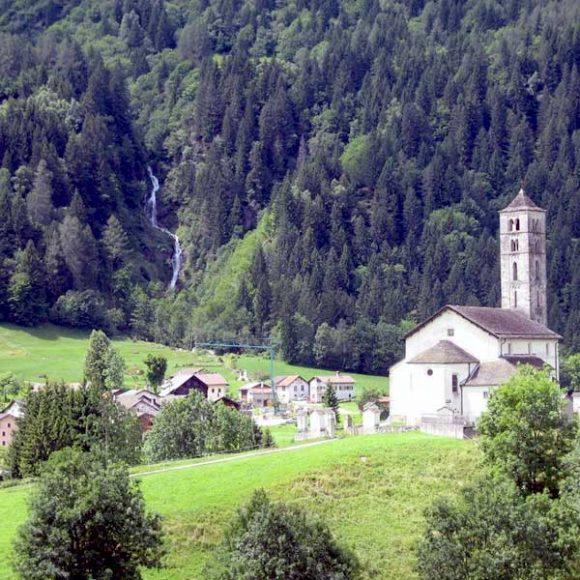 Distretto di Leventina